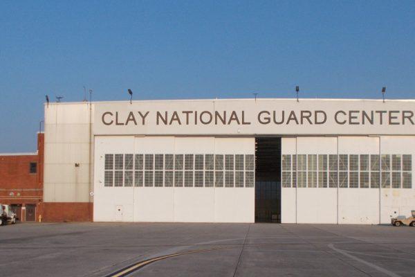 Clay National Guard Hangar