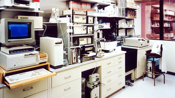 National Cancer Institute Laboratory