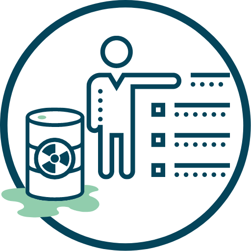 Hazardous Material with Manager
